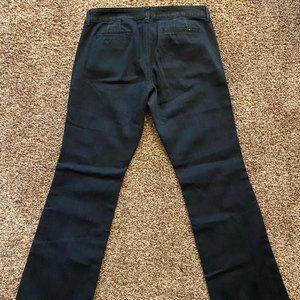 Tommy Hilfiger Straight Leg Jeans black Size 8